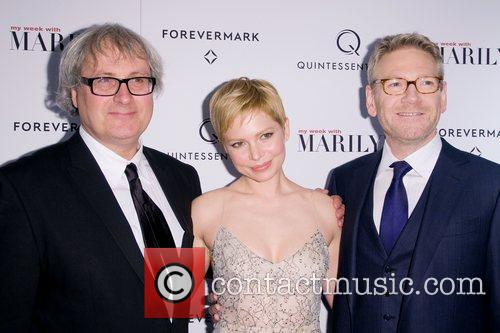 Michelle Williams, Kenneth Branagh