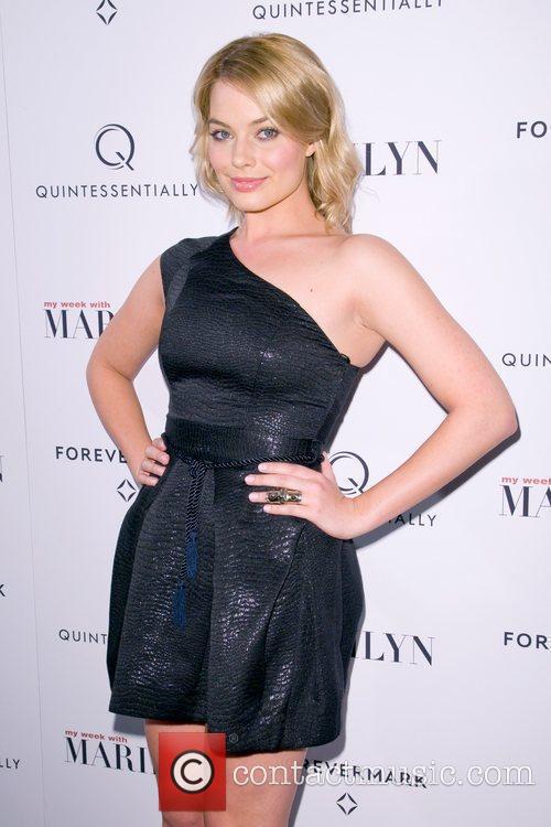 Margot Robbie New York Premiere of My Week...