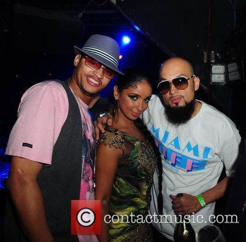 Lorenzo Ice Tea Thomas, Mya and Cool Cool's...