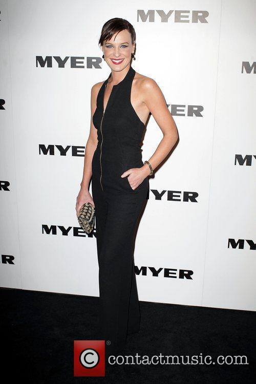 Natarsha Belling The Myer department store holds its...