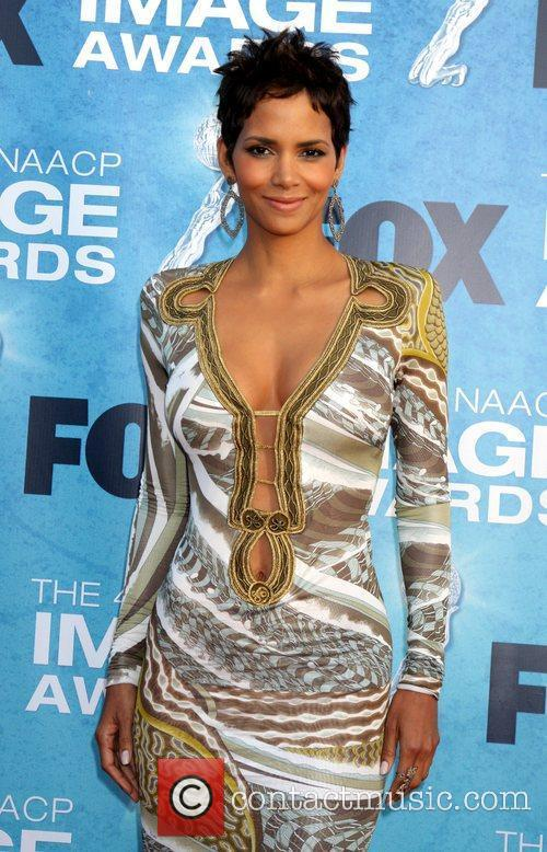 Halle Berry  42nd NAACP Image Awards at...