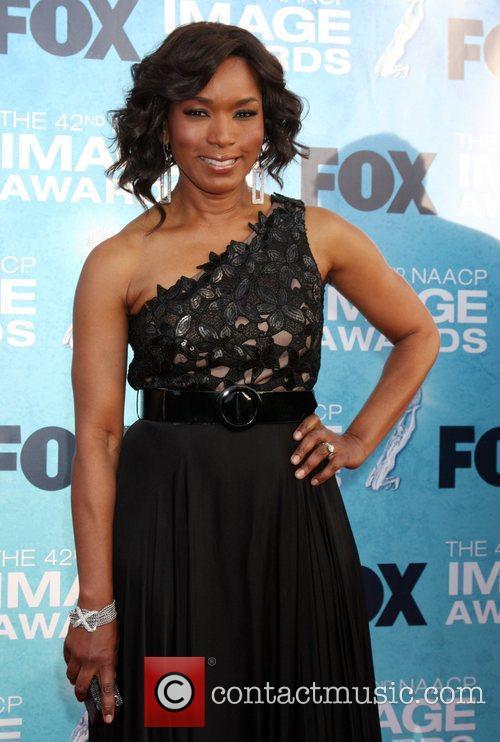 Angela Bassett 42nd NAACP Image Awards at The...