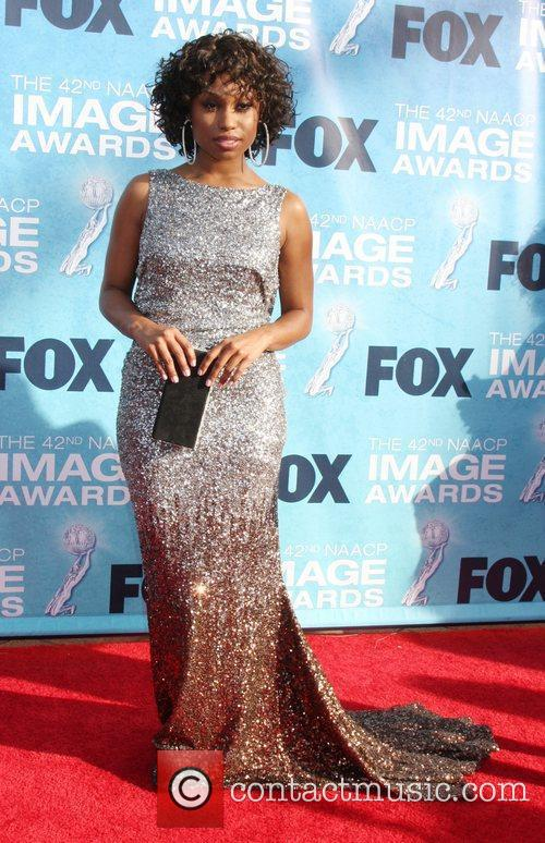 Angell Conwell  42nd NAACP Image Awards at...