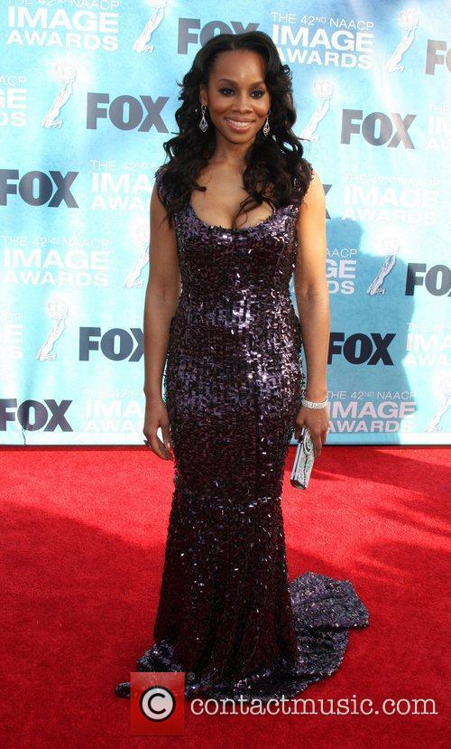 Anika Noni Rose 42nd NAACP Image Awards at...
