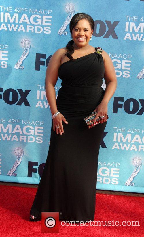 Chandra Wilson  42nd NAACP Image Awards at...