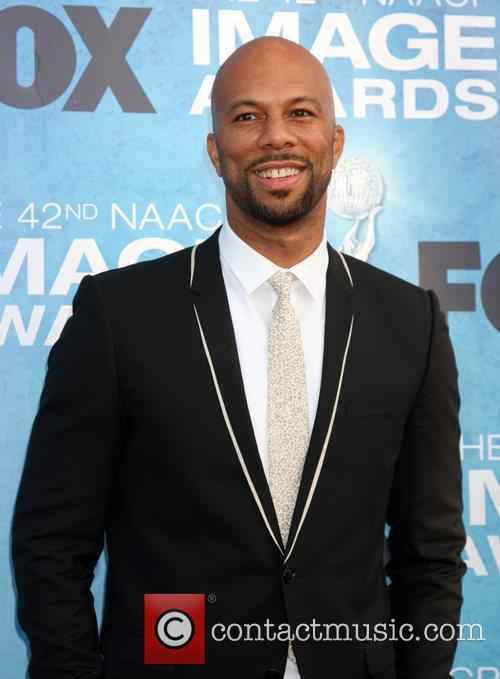 Common 42nd NAACP Image Awards at The Shrine...