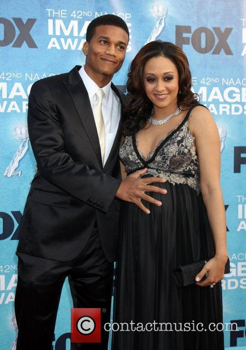Cory Hardrict and Tia Mowry 8