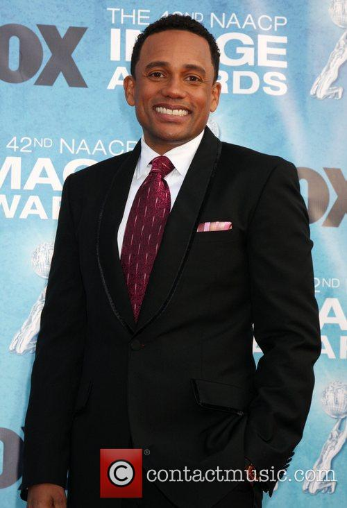 Hill Harper 42nd NAACP Image Awards at The...