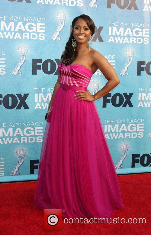 42nd NAACP Image Awards at The Shrine Auditorium...