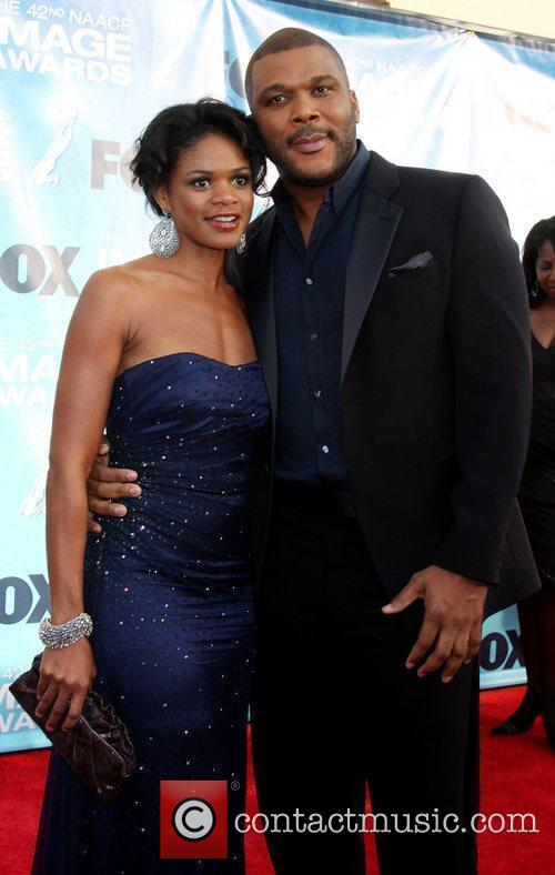 Kimberly Elise and Tyler Perry 2