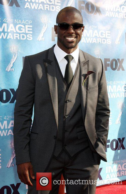 Lance Gross 42nd NAACP Image Awards at The...
