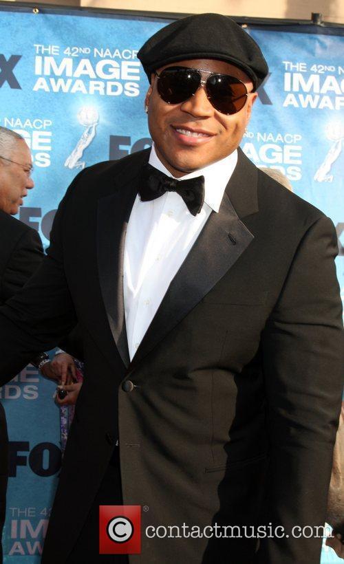 LL Cool J  42nd NAACP Image Awards...