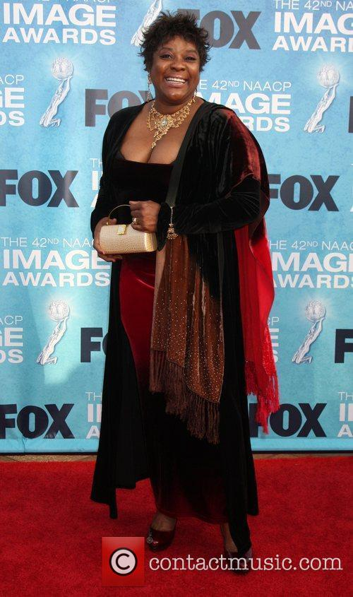 Loretta Devine 42nd NAACP Image Awards at The...
