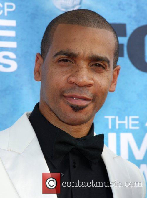 Aaron D. Spears  42nd NAACP Image Awards...