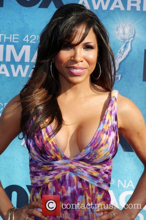 Maya Gilbert 42nd NAACP Image Awards at The...