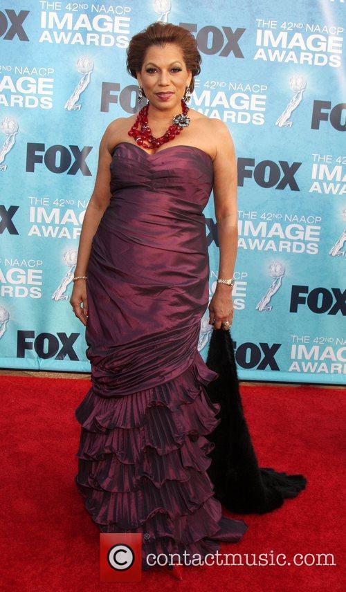 Rolanda Watts  42nd NAACP Image Awards at...