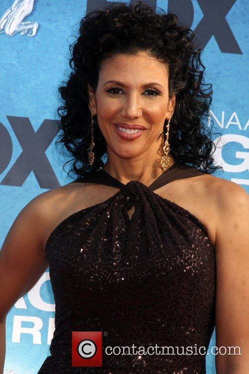 Wendy Davis  42nd NAACP Image Awards at...