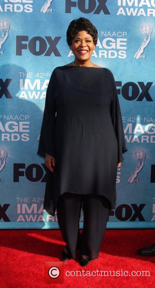 Yvette Freeman  42nd NAACP Image Awards at...