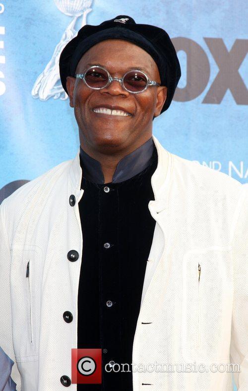 Samuel L. Jackson 42nd NAACP Image Awards at...