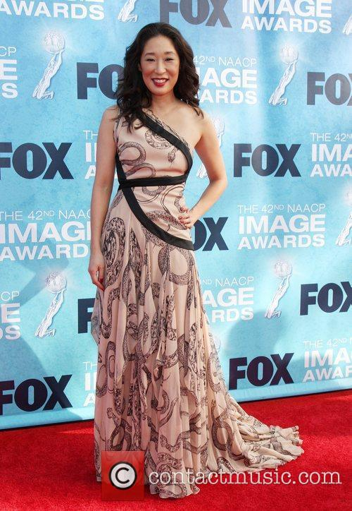 Sandra Oh Image Awards