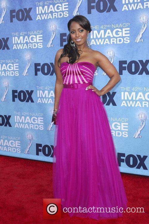 Keisha Knight -Pulliam 42nd NAACP Image Awards at...
