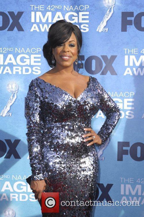 Niecey Nash 42nd NAACP Image Awards at The...