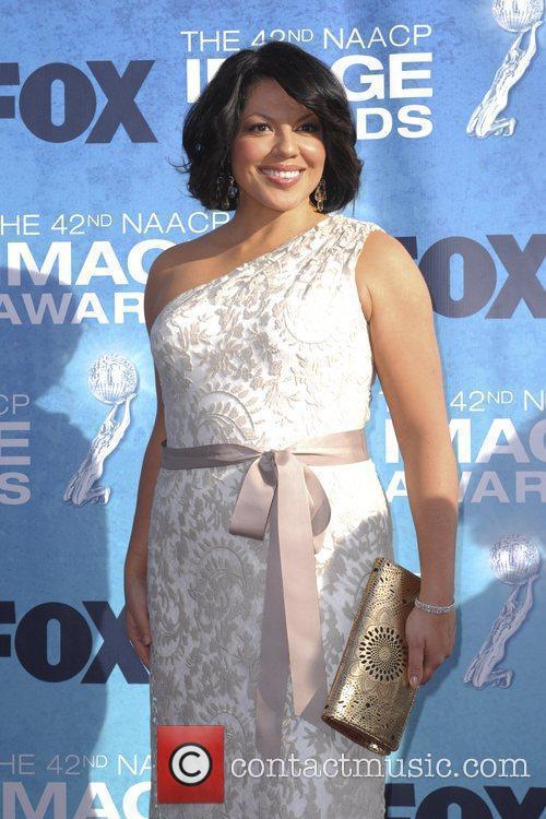 Sara Ramirez 42nd NAACP Image Awards at The...