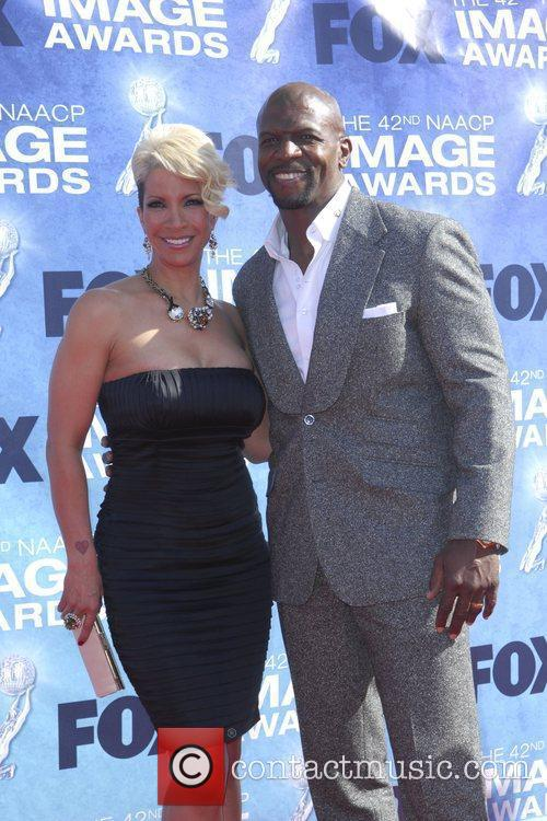 Terry Crews 42nd NAACP Image Awards at The...