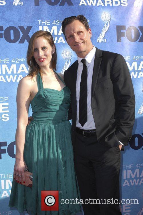 Liz and Tony Goldwyn 42nd NAACP Image Awards...