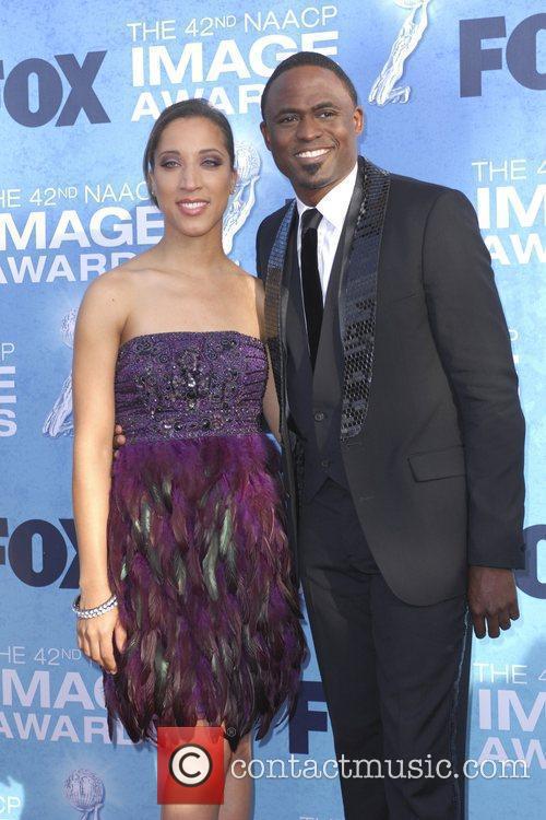 Wayne Brady 42nd NAACP Image Awards at The...