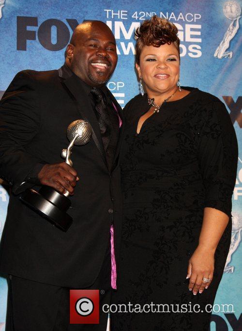 David Mann, Tamela J. Mann 42nd NAACP Image...