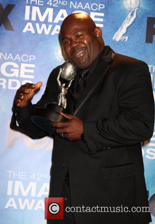 David Mann 42nd NAACP Image Awards at The...