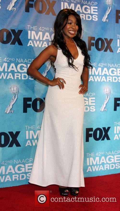 Porscha Coleman 42nd NAACP Image Awards at The...
