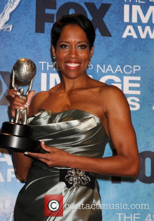 Regina King  42nd NAACP Image Awards at...