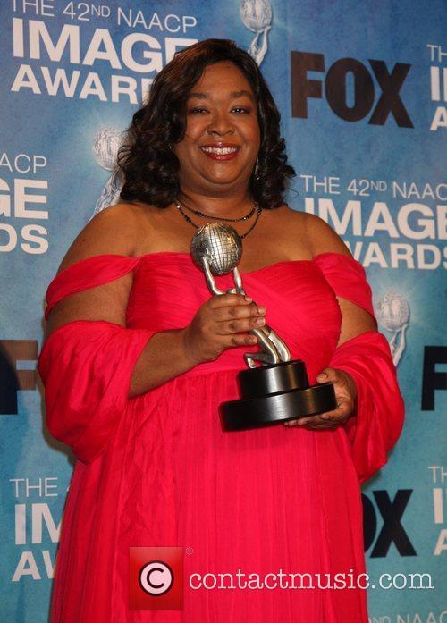 Shonda Rhimes 42nd NAACP Image Awards at The...