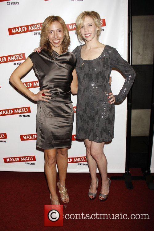 Maddie Corman and Amanda Green