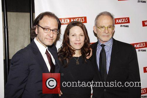 Fisher Stevens, Lili Taylor and Ron Rifkin