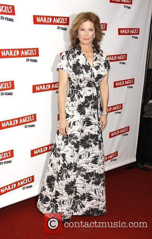 Nancy Travis Naked Angels 25th Anniversary Gala at