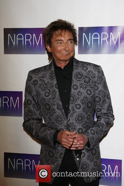 Barry Manilow  53rd Annual NARM Convention Awards...