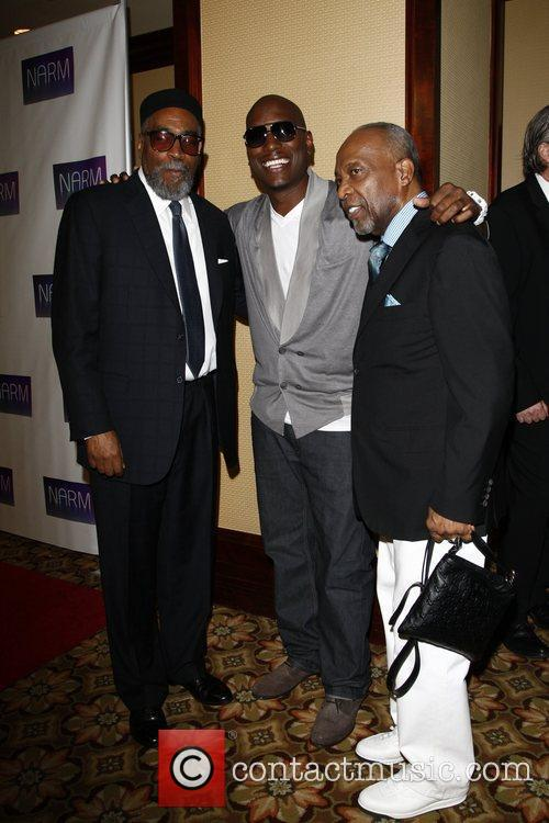 Kenneth Gamble, Tyrese Gibson and Leon Huff 53rd...