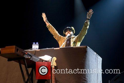 DJ performing live at Pavilhao Atlantico as part...