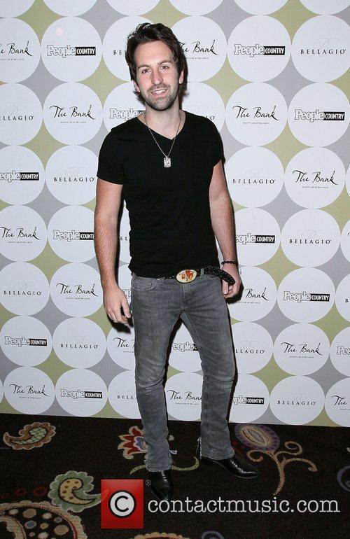 Josh Kelley People Country Celebrates 'Nashville In Vegas'...