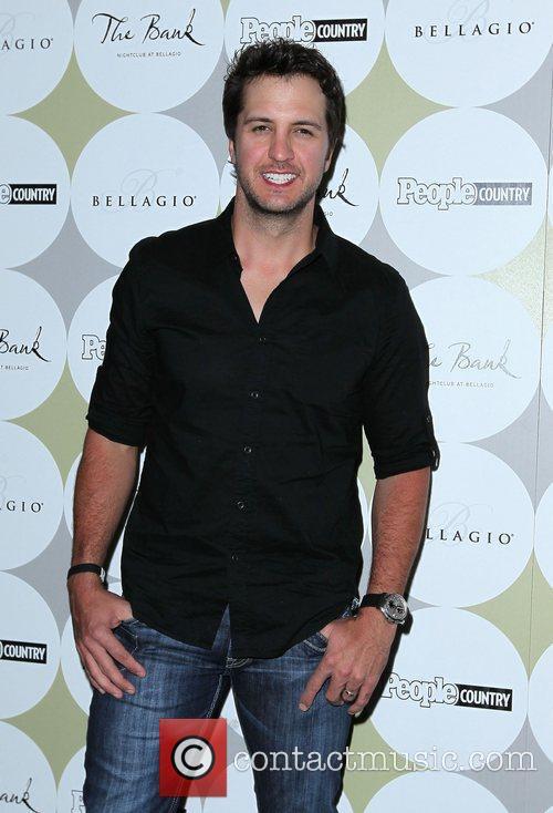 Luke Bryan People Country Celebrates 'Nashville In Vegas'...