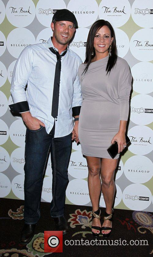 Ray Barker and Sara Evans