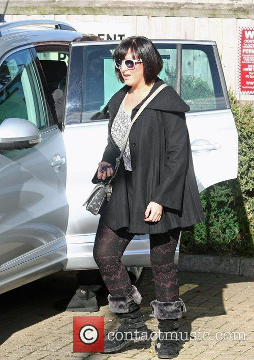 natalie cassidy shopping with her daughter and 3581476