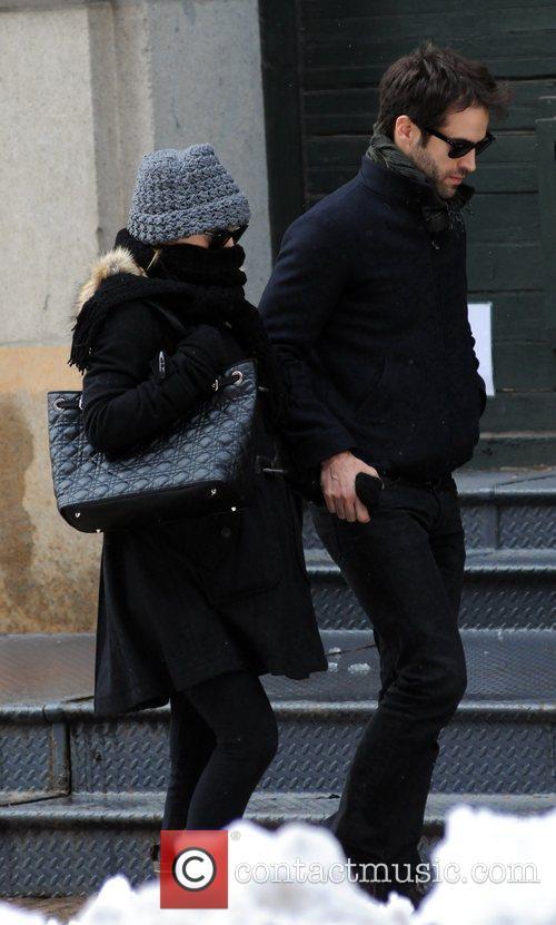 Natalie Portman and Benjamin 11
