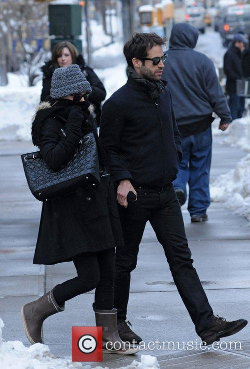 Natalie Portman and Benjamin 6