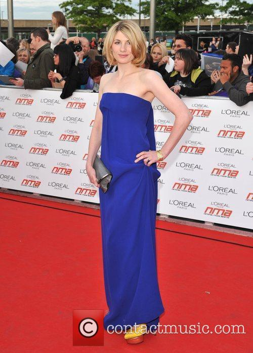 Jodie Whittaker National Movie Awards held at the...
