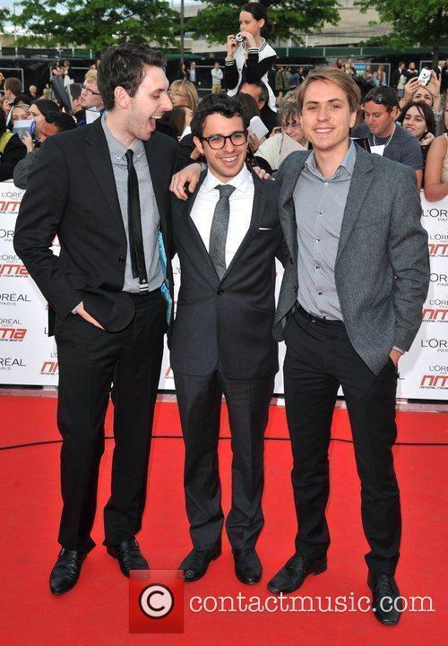 The Inbetweeners National Movie Awards held at the...