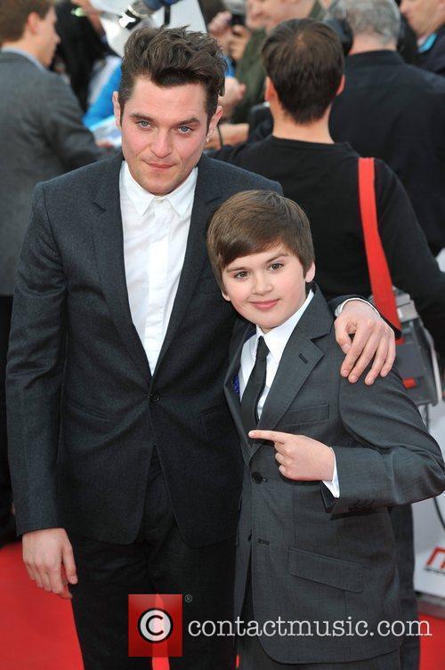 National Movie Awards held at the Wembley Arena...